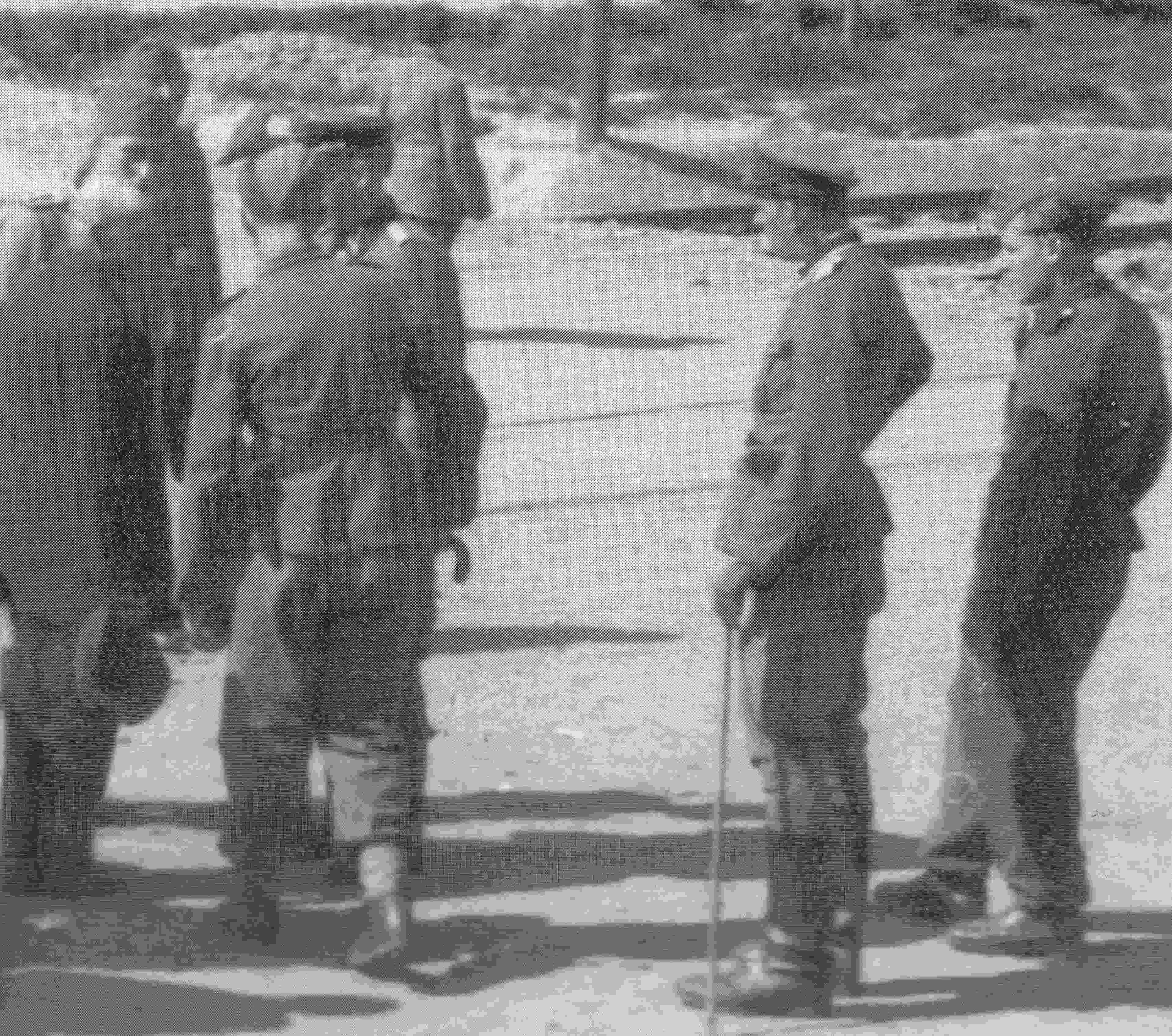 spøk norge etter 1945 1960